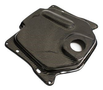 NCY carbon fiber gas tank cover - ScooterSwapShop