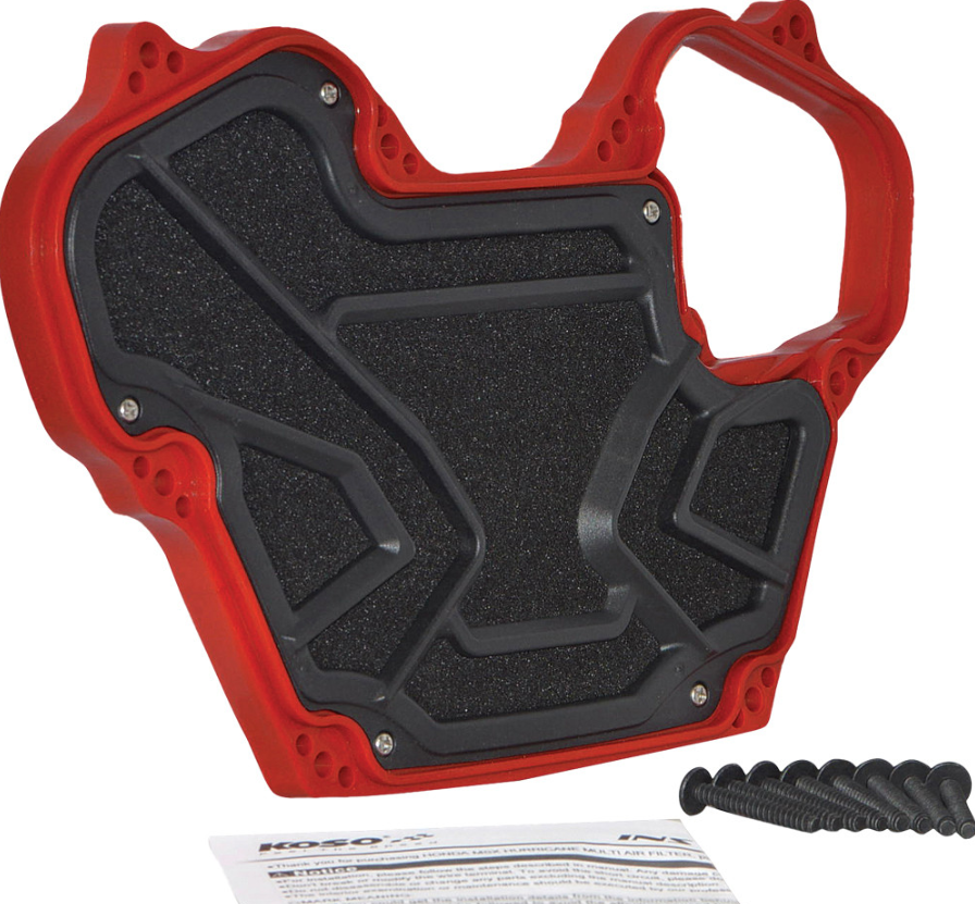 Koso grom hurricane air filter - ScooterSwapShop