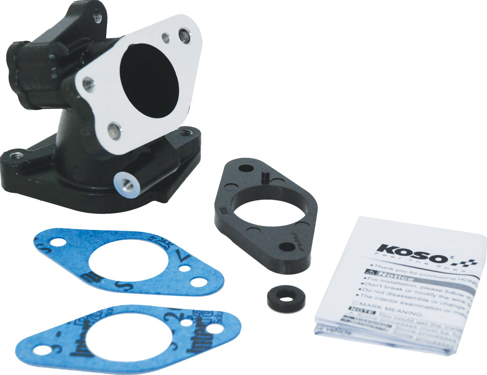 KOSO grom 30-34mm throttle body - ScooterSwapShop