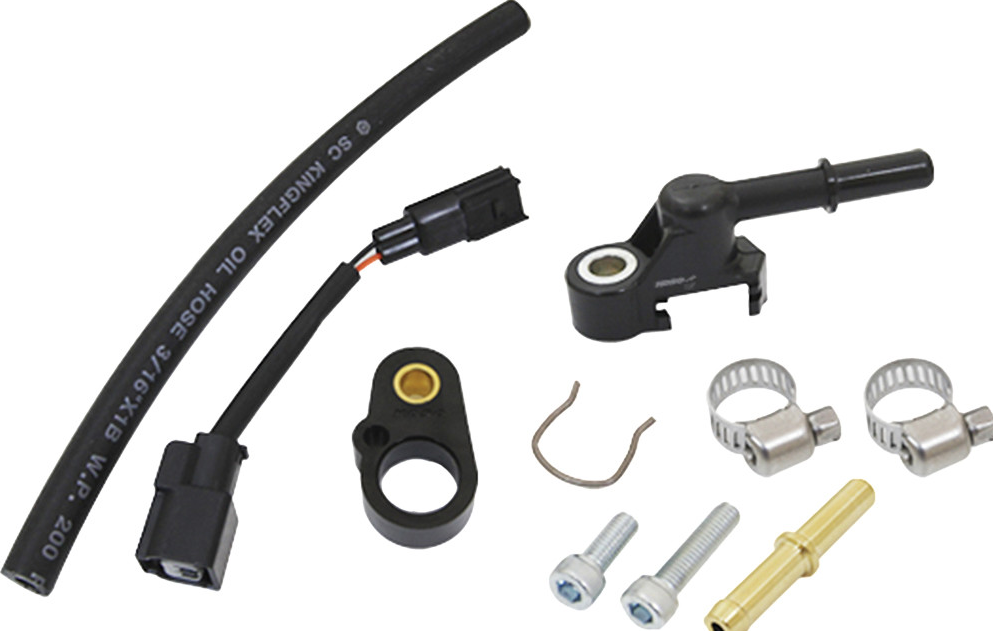 Koso grom fuel injector adapter kit - ScooterSwapShop