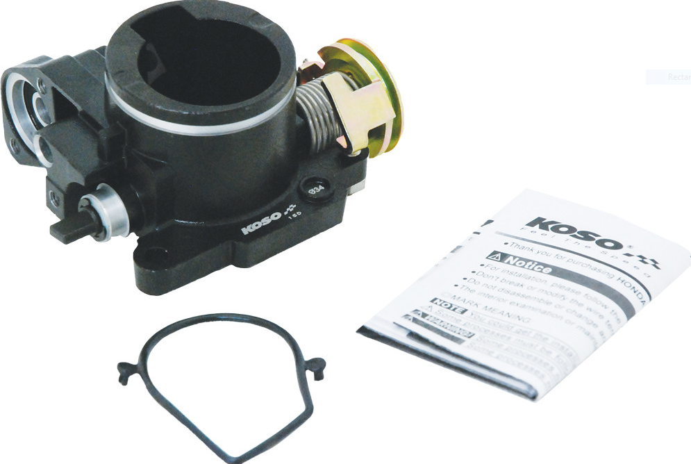 KOSO grom 34mm throttle body - ScooterSwapShop