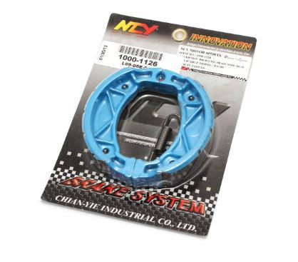 NCY Performance Brake Pads for Zuma/Jog/125/Genuine - ScooterSwapShop