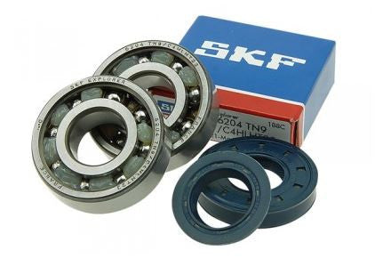 Stage6 Zuma crank bearing/seal kit - ScooterSwapShop