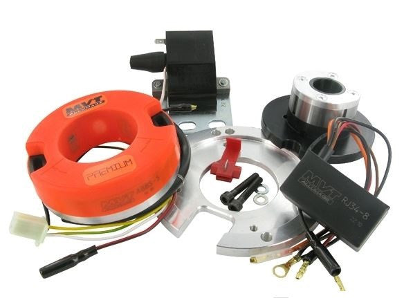 "MVT ""Digital Direct"" Inner Rotor Ignition System - ScooterSwapShop"