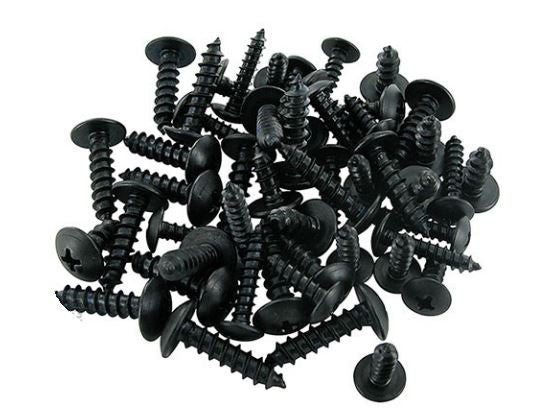 Body panel screw set (50) Regular or Stainless - ScooterSwapShop