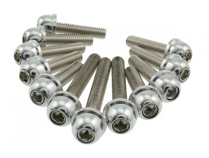 Zuma Stainless colored bolt kits - ScooterSwapShop