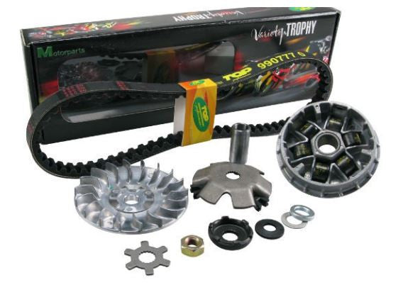 Top Performances Zuma GP Trophy CVT Kit For Yamaha Zuma '89-'01 & '02-'11 - ScooterSwapShop