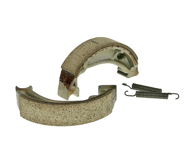 Elite / Aero / Ruckus / Metro OEM Brake Shoes - ScooterSwapShop