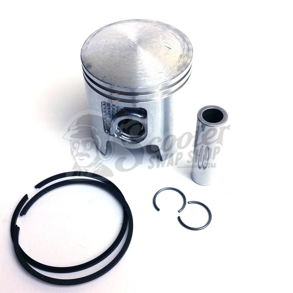 Malossi 72cc cast replacement piston - ScooterSwapShop