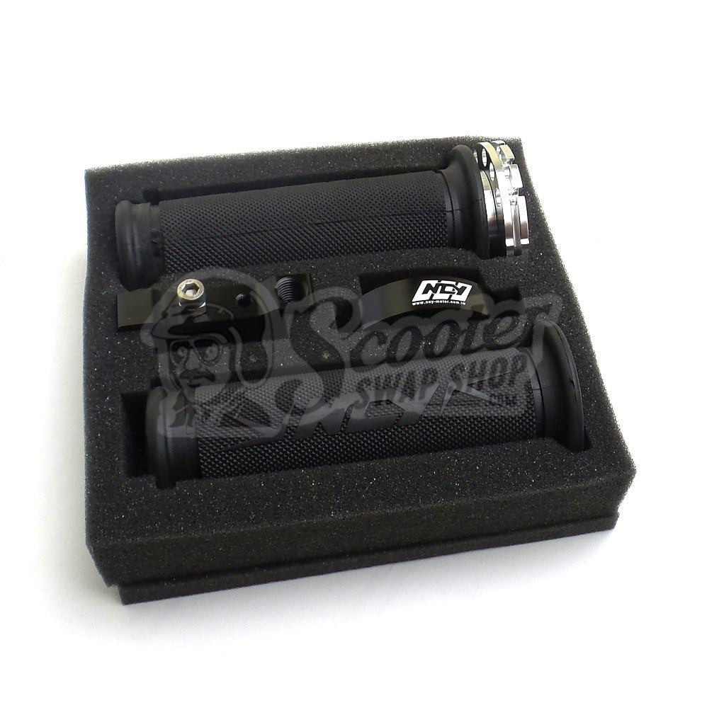 NCY Needle Bearing Quick Throttle Kit - ScooterSwapShop