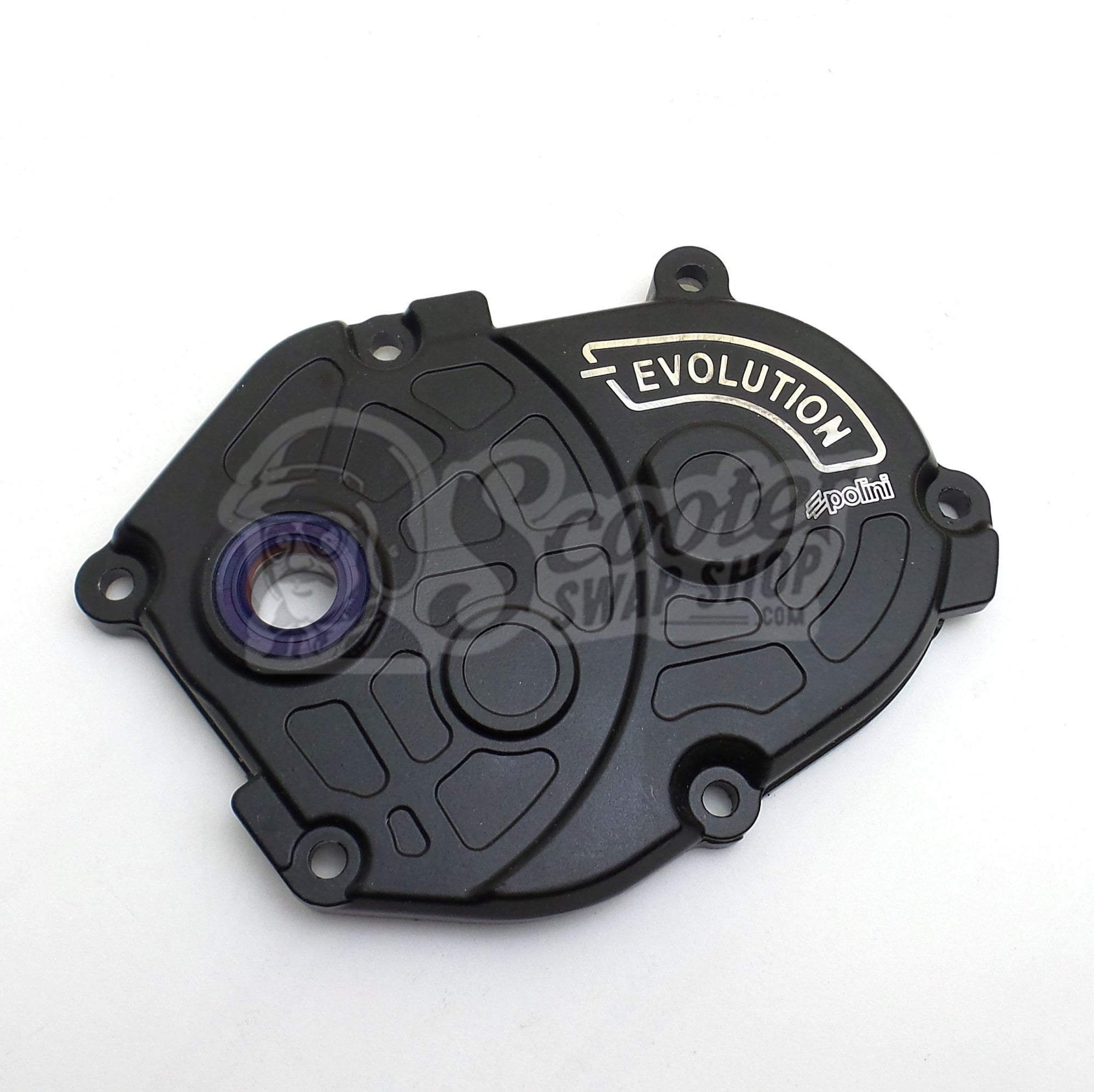 Polini Evo gearbox cover - ScooterSwapShop