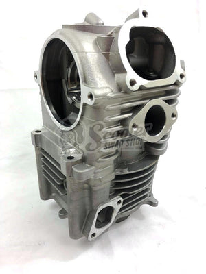 Zuma 125 big bore kit/cam/big valve head package 155CC - ScooterSwapShop