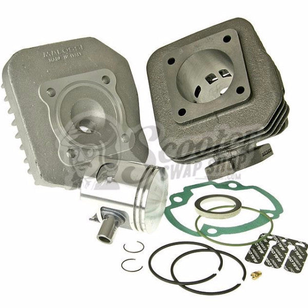 Malossi 72cc sport cast cylinder kit - ScooterSwapShop