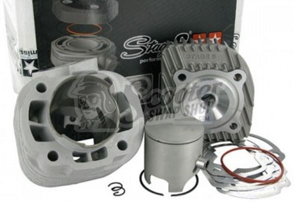 Stage6 Racing MK2 70cc cylinder kit - ScooterSwapShop