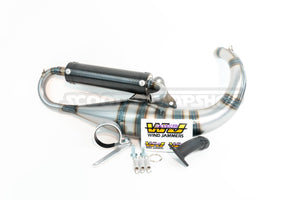 Windjammers dio honda elite race exhaust