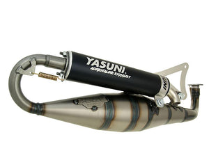 "Yasuni Exhaust ""C16"" For Yamaha Zuma '02-'11 and Jog / Genuine - ScooterSwapShop"