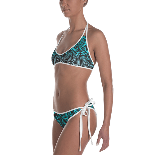 Custom tattoo bikini swim suit | Ewa Beach | HamoPride