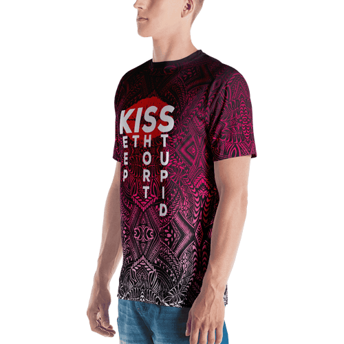 Sublimation Tattoo Tshirts for Men | Ewa Beach | HamoPride