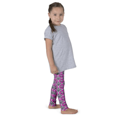 Kid's Hanalei Tribal Tattoo Legging - HamoPride