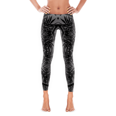 Leggings - Hamo Tatau Tattoo Legging