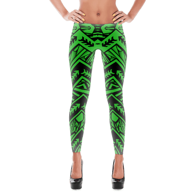 Tribal Matte Legging - HamoPride