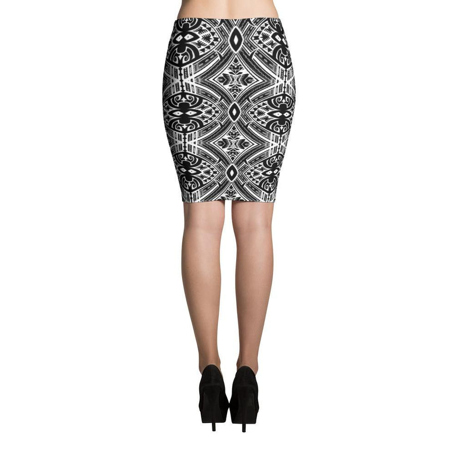 Maui Tribal Tattoo Skirts