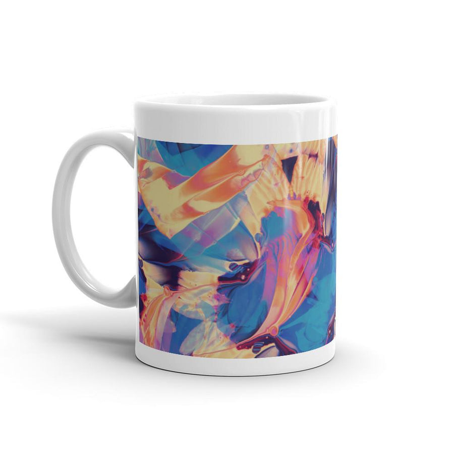 "Mug - ""Abstract Remix Galaxy"""