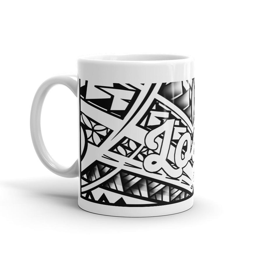 "Mug - ""Tribal Tattoo Love"""