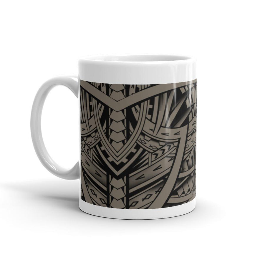 "Mug - ""Tribal Tattoo Manu"""