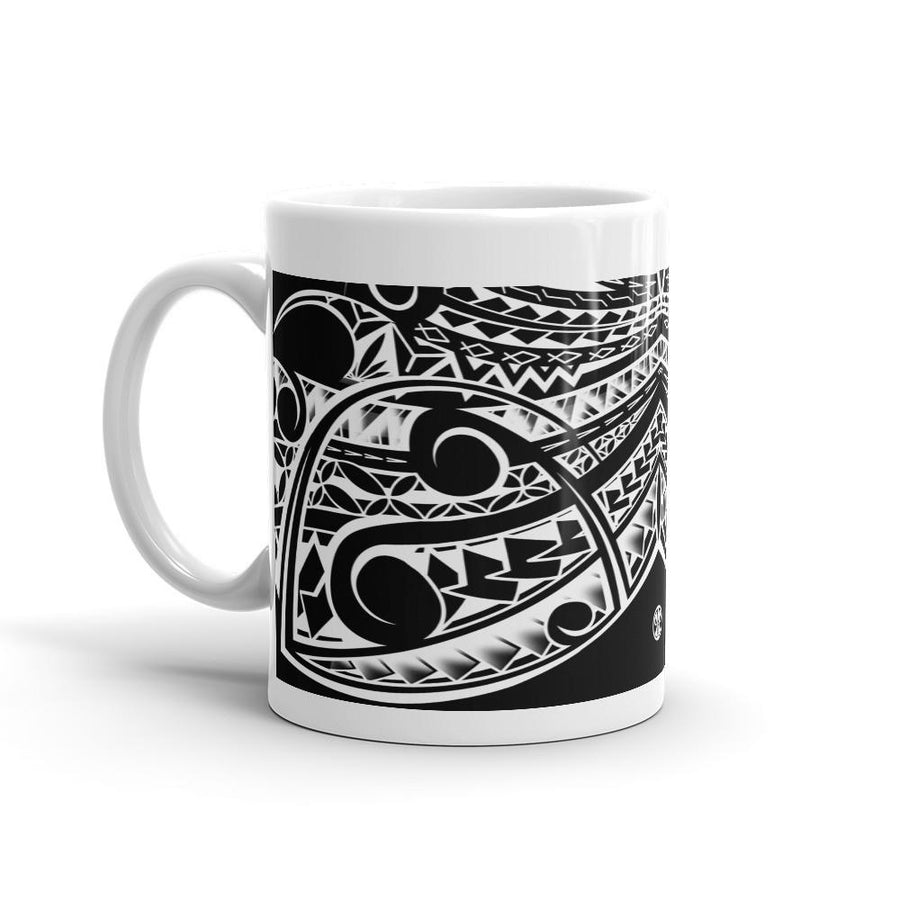 "Mug - ""Tribal Tattoo Sleeve"""