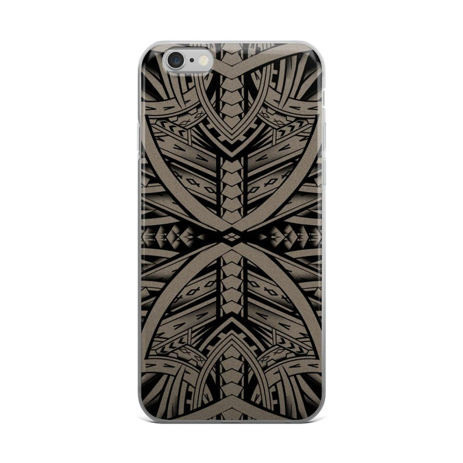 "iPhone case - ""Tribal Tattoo Manu"""