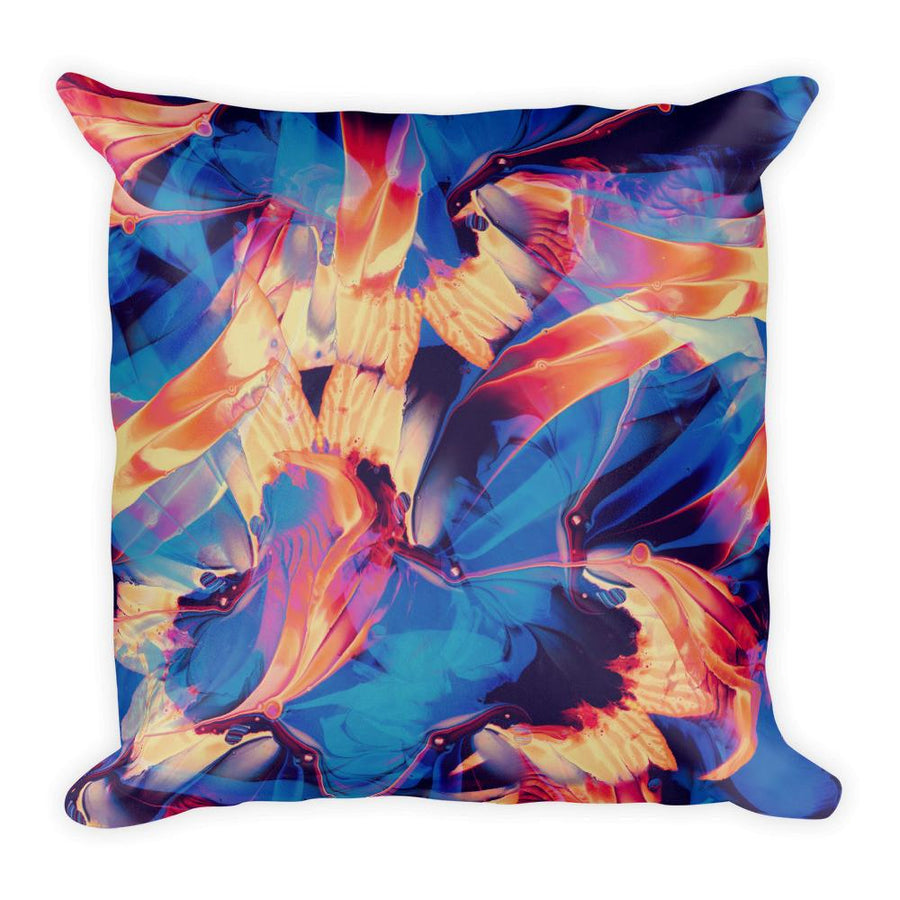 "Pillow - ""Abstract Remix Galaxy"""