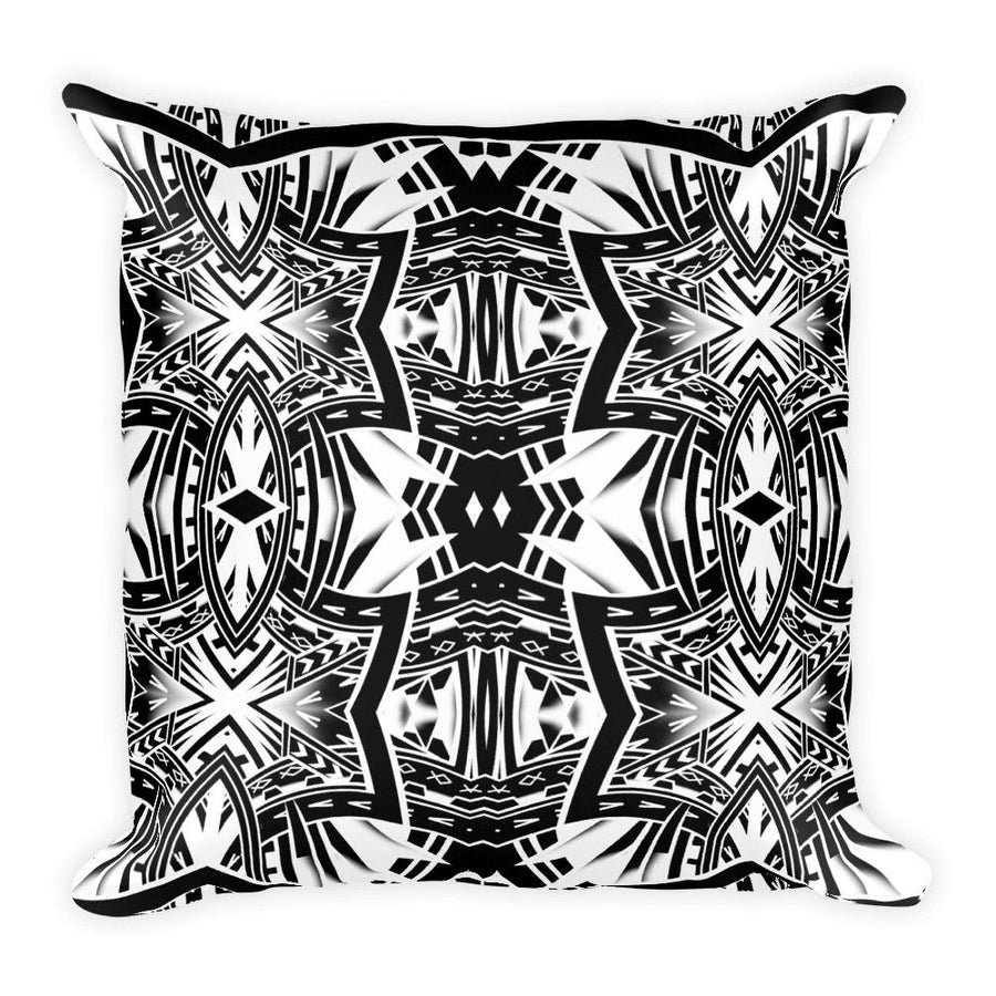 "Pillow - ""Hamo Tatau Tribal Design"""