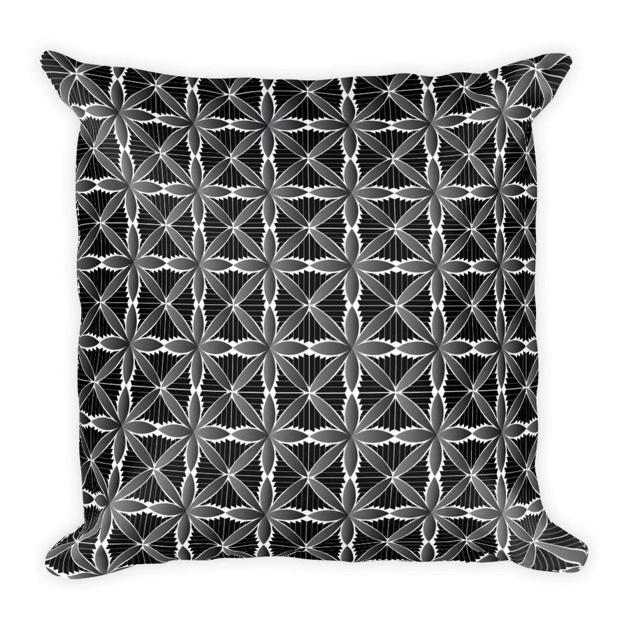 "Pillow - ""Hanalei Tribal Design"""