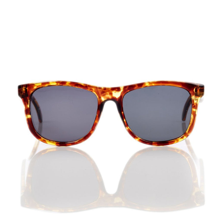 Polarized Baby Sunglasses - Gold, Tortoise