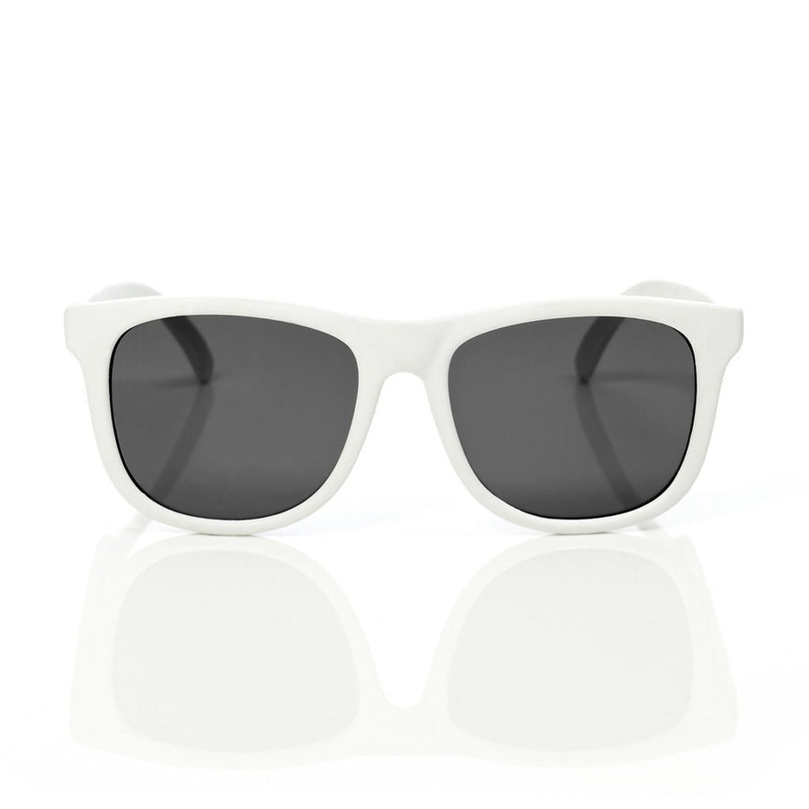 Polarized Baby Sunglasses - White