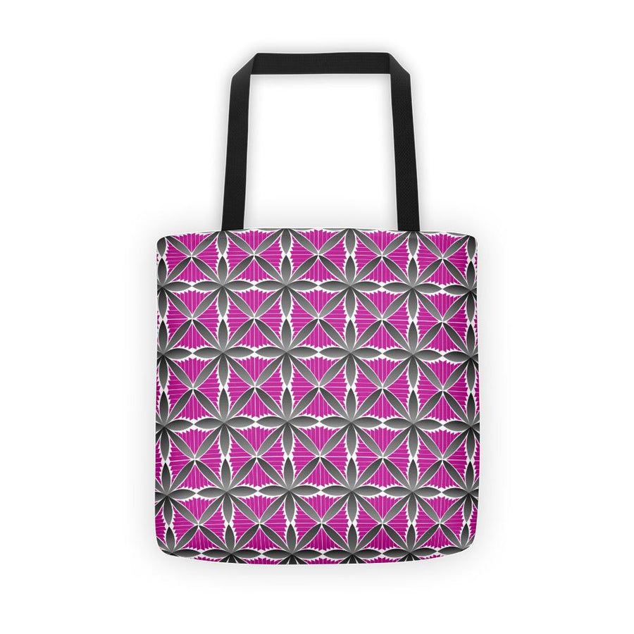 Hanalei Tribal Tote Bag (Pink)