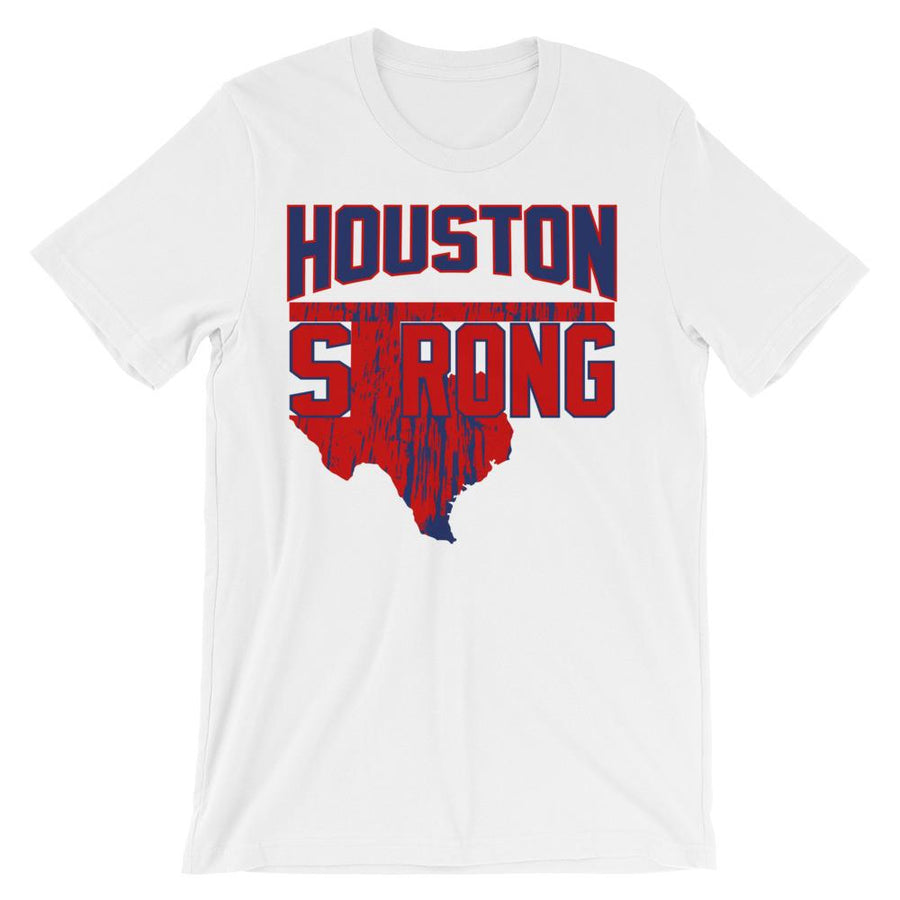 Houston Strong Unisex Tshirt - HamoPride
