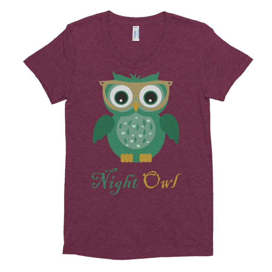 Night Owl Women's Tshirt