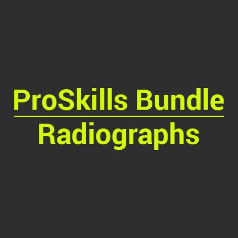 BUNDLE: Radiographs