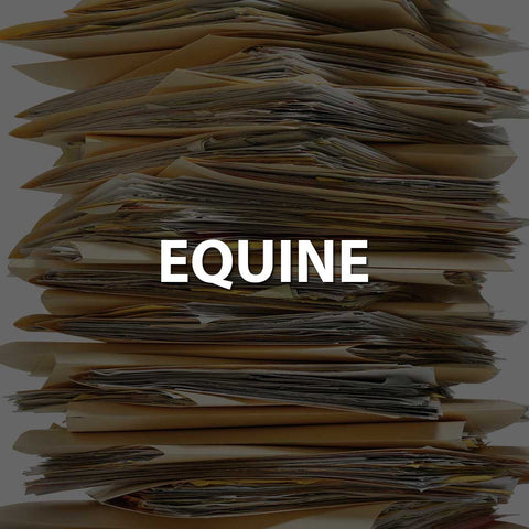Equine Monitoring Fluid Therapy Policy