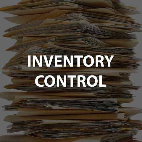 Inventory Storage Policy