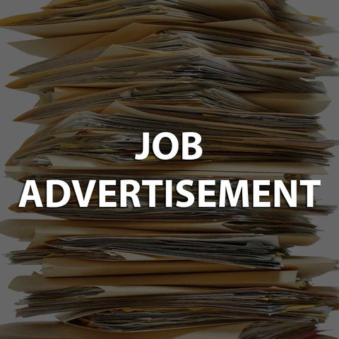 Practice Manager (Business) Job Advertisment
