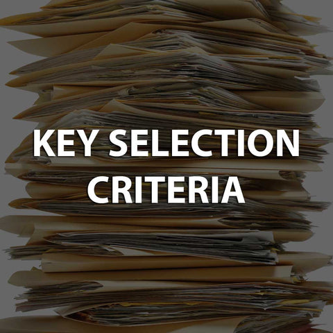 Veterinary Nurse Level 5 (Head VN) Key Selection Criteria