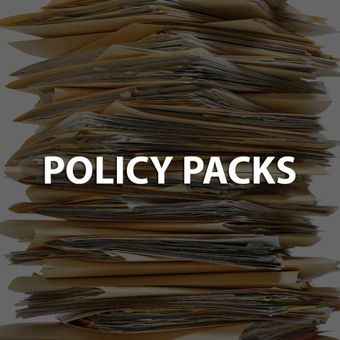 Reception Policies Pack