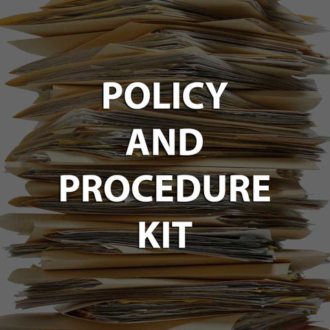 Policy and Procedure Kit