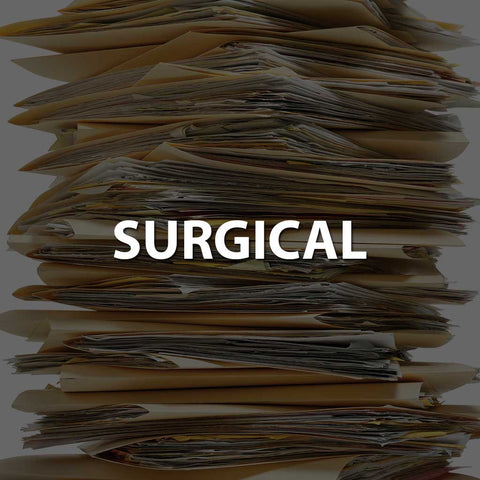 Surgical Admissions Policy