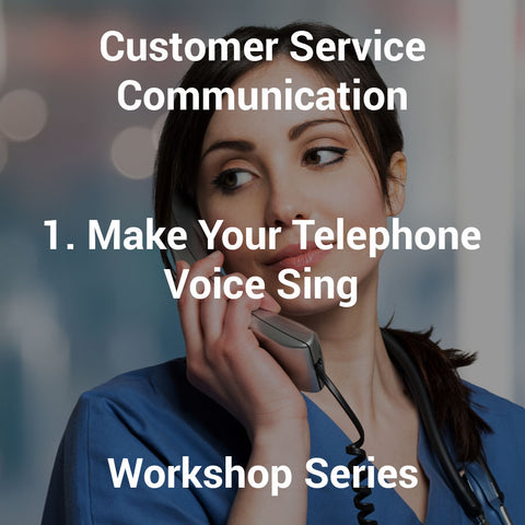 1. Make Your Telephone Voice Sing