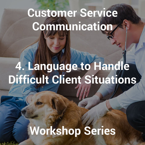 4. Language to Handle Difficult Client Situations
