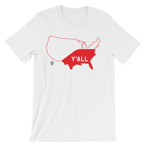 Y'ALL USA Men's T-Shirt